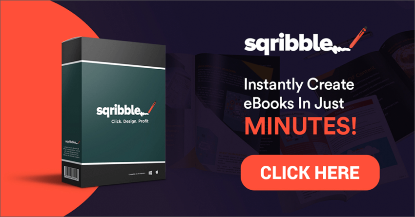 Sqribble Software eBook or digital info product